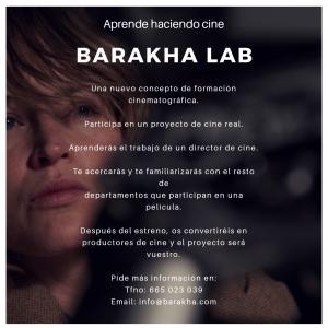 Descripción de Barakha Lab